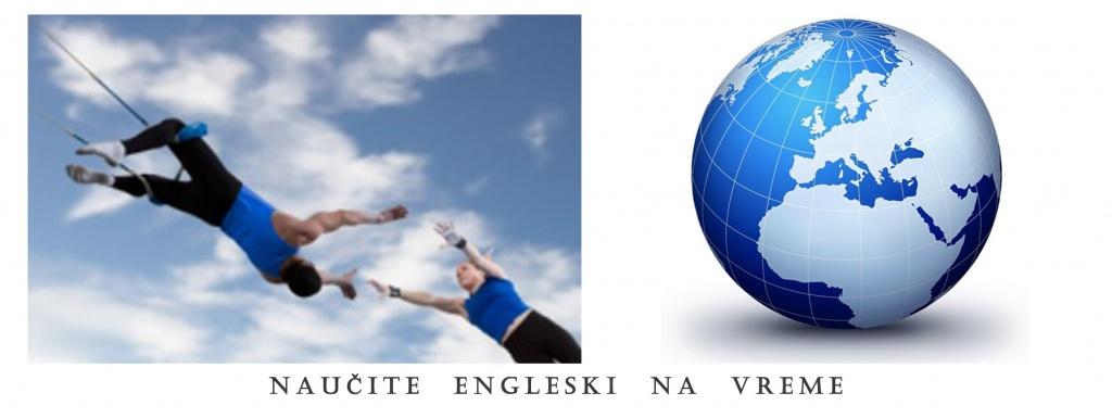 naucite engleski jezik na vreme