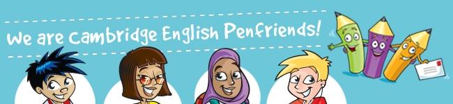Cambridge English Penfriends program