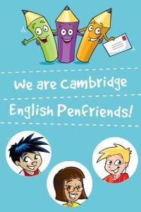 Cambridge English Penfriends