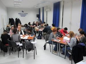 speaking skills, seminar, vestine