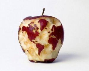 english across globe