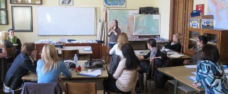 Ivana Milosevic seminar u Novom Sadu