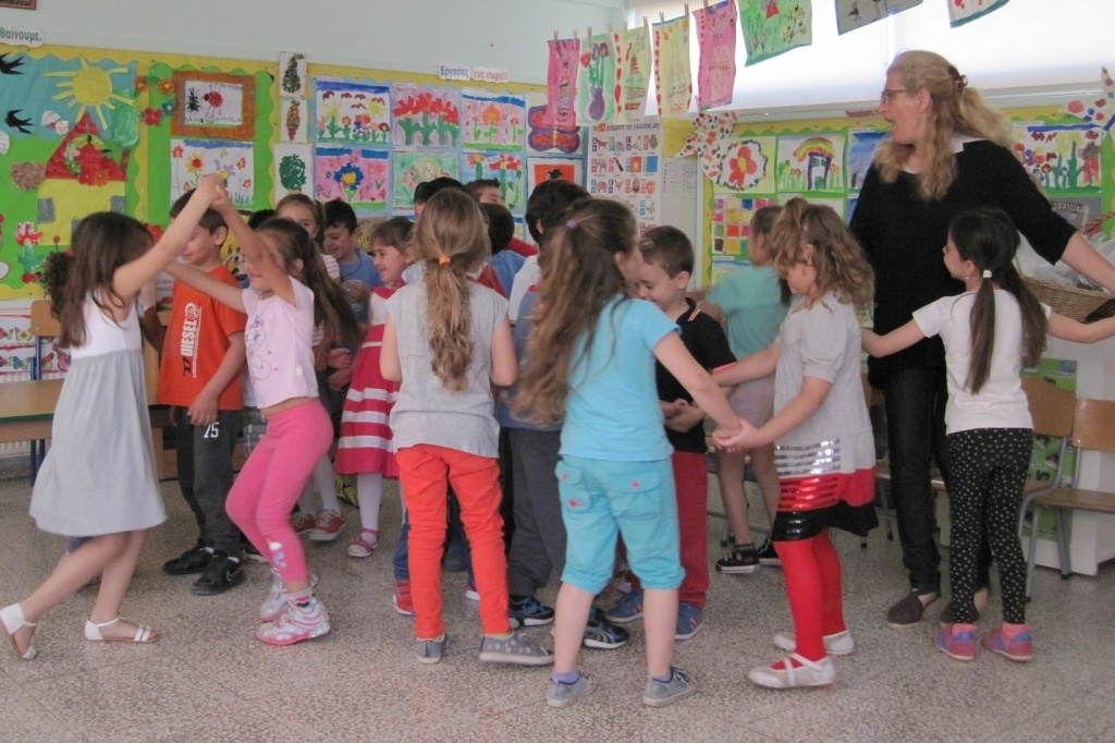 english classroom Cyprus