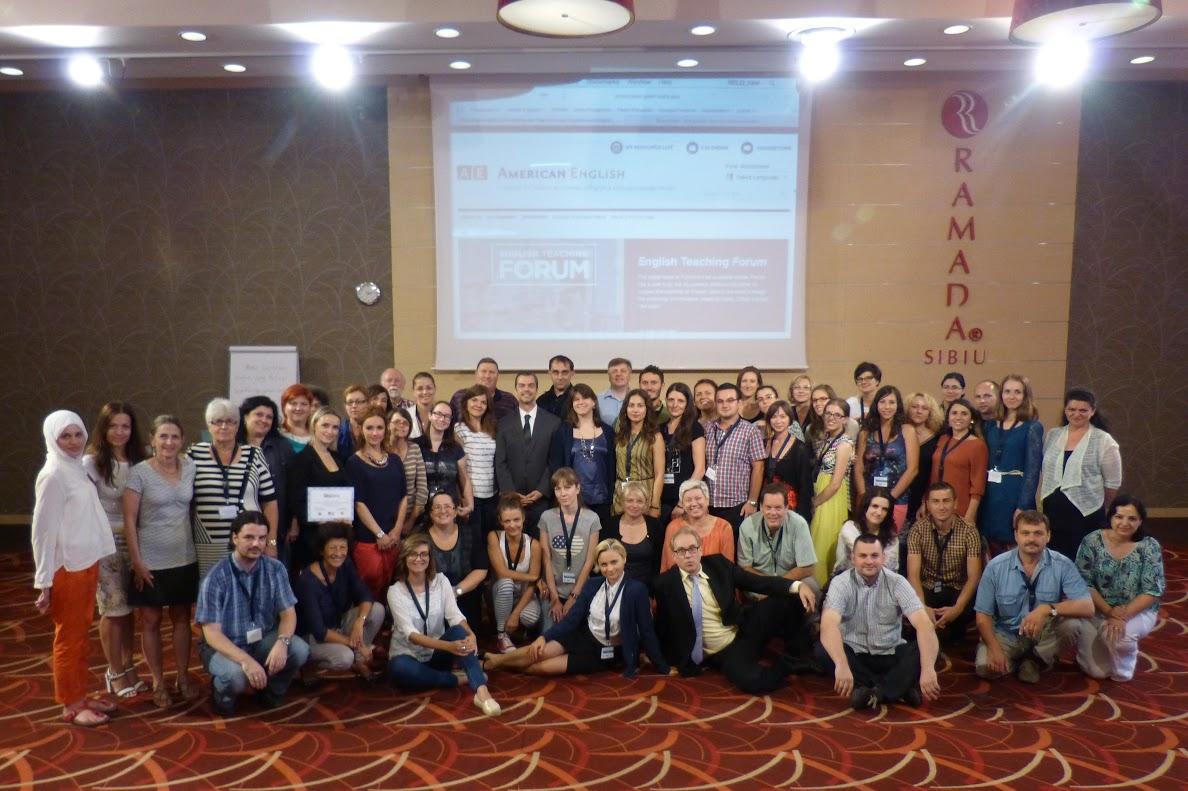 Obuka za nastavnike u Sibinju