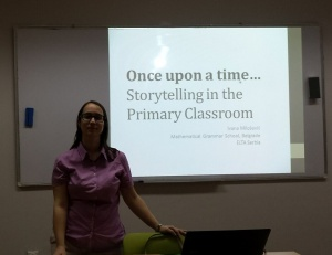 storytelling in primary classroom