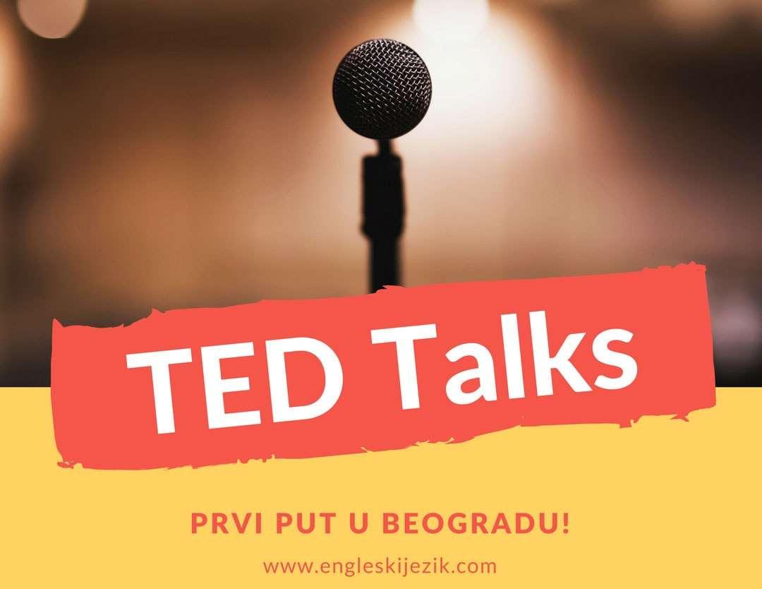 TED Talks kurs